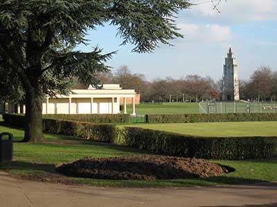 War Memorial Park, Coventry