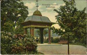 Croydon Road Recreation Ground, Beckenham, London