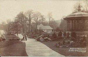 Belper River Gardens, Derbyshire