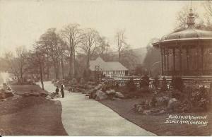 Belper River Gardens, Derbyshire