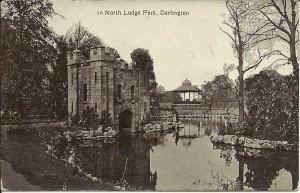 North Lodge Park, Darlington