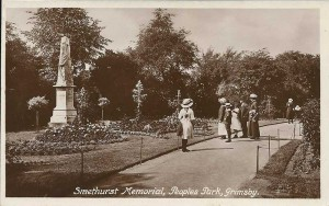 People's Park, Grimsby