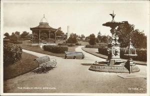 The Public Park, Brechin